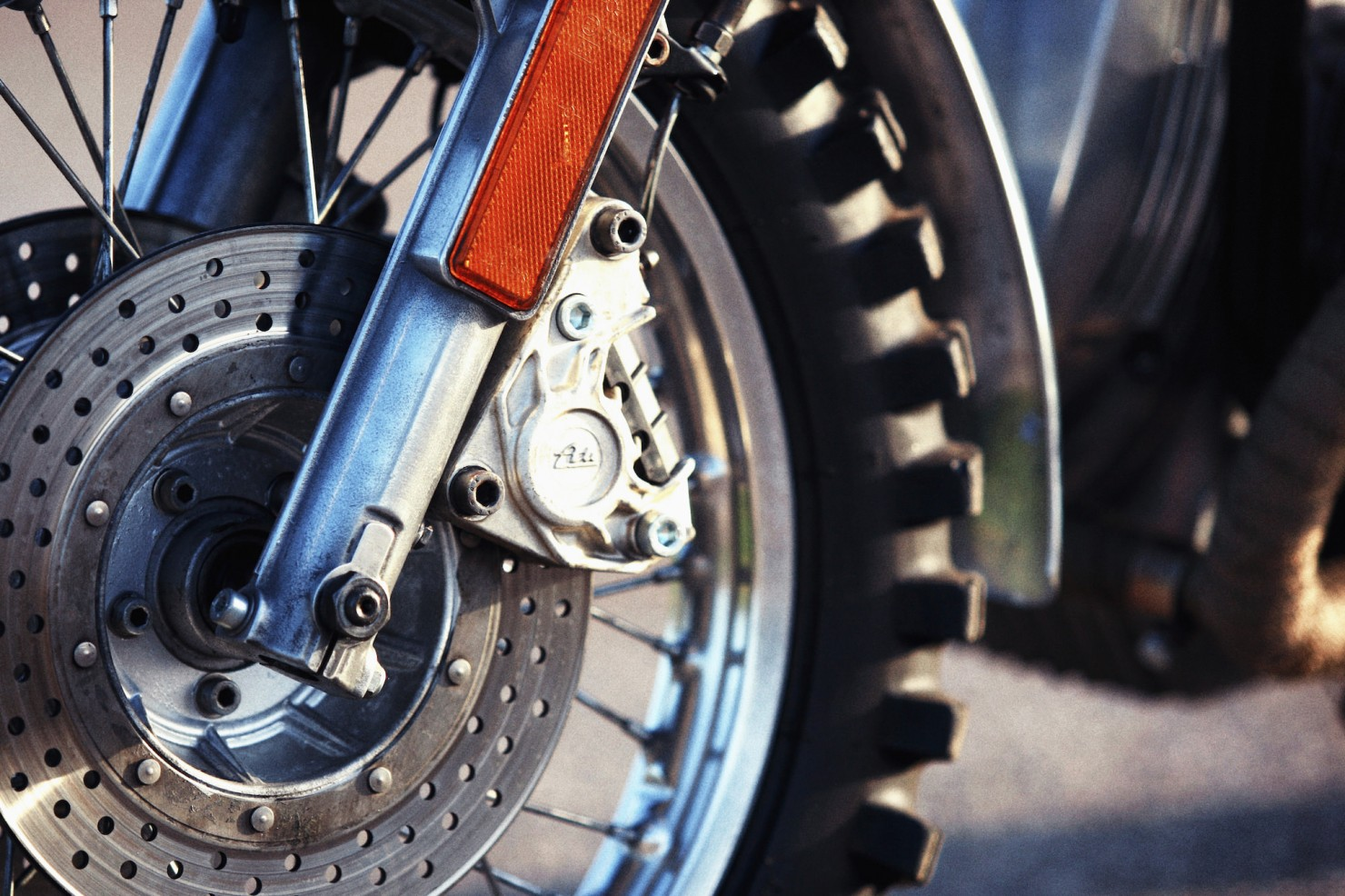 BMW R45 Custom Motorcycle 14
