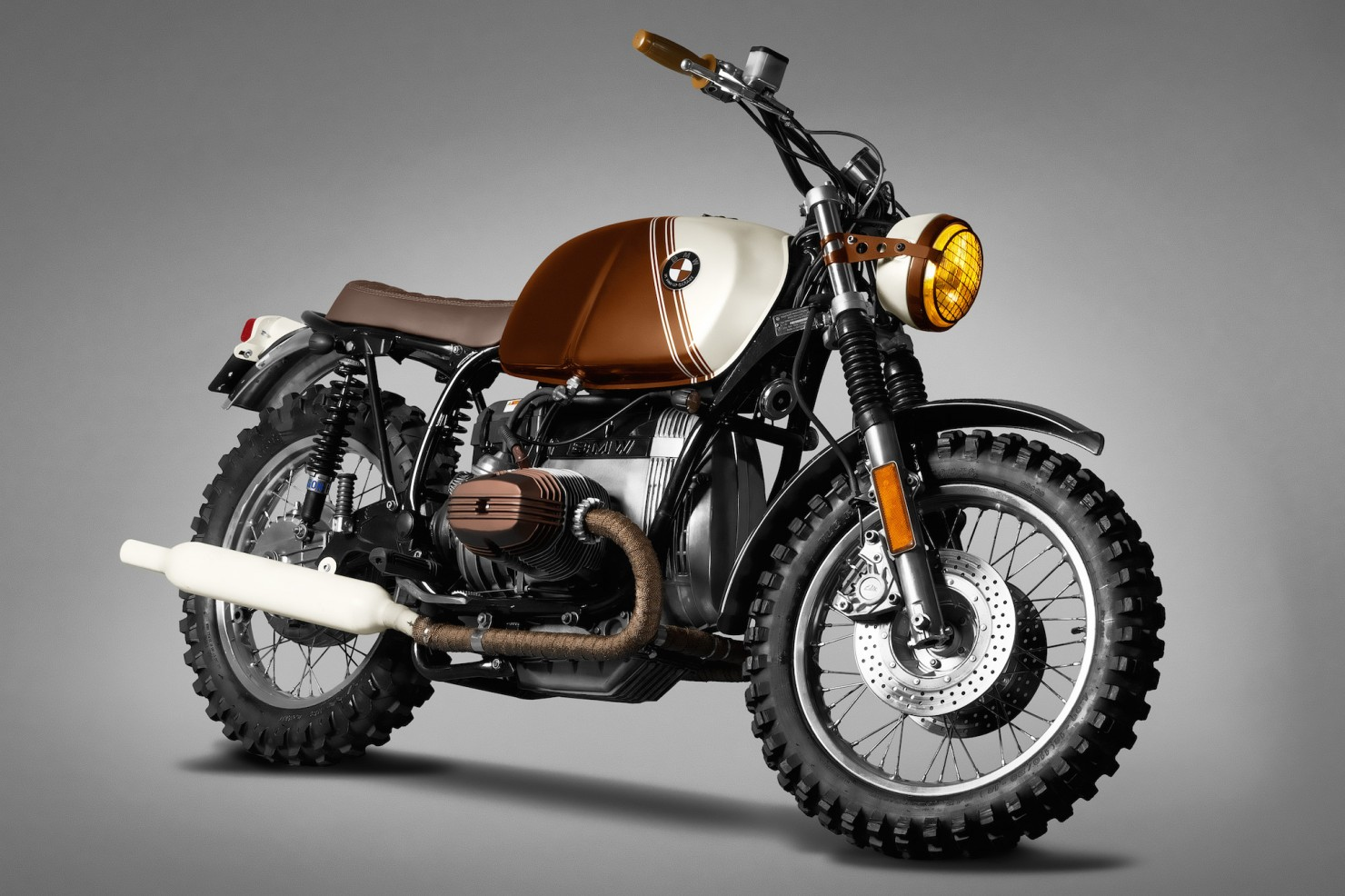 BMW R45 Custom Motorcycle 2