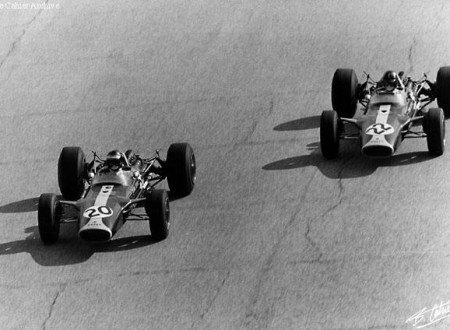 Clark 67 italy 01 bc 450x330 - The First Canadian Grand Prix - 1967