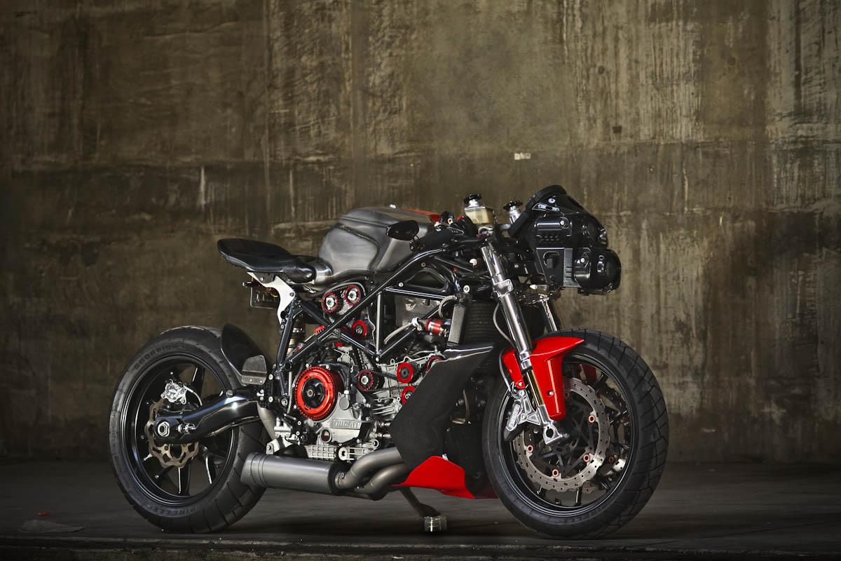 Ebay Motors Motorcycles >> Ducati 749 by Apogee Motorworks