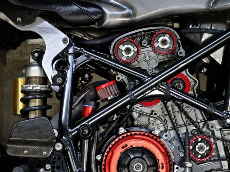 Ducati 749 9