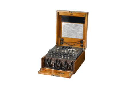 Enigma Machine 450x330 - Enigma Machine