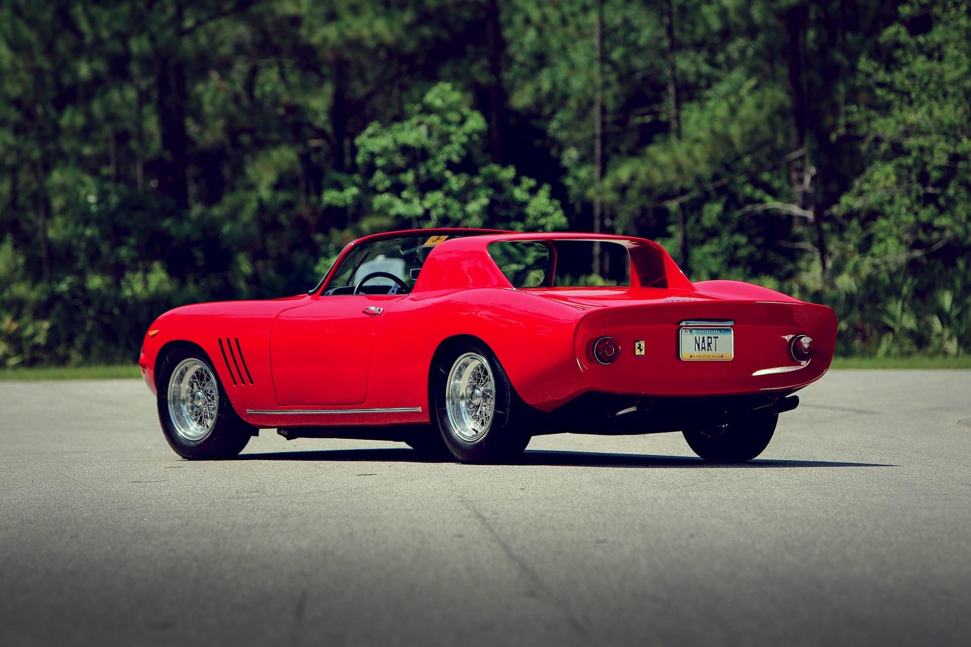 Ferrari 250 GT N.A.R.T. Spider by Fantuzzi 1