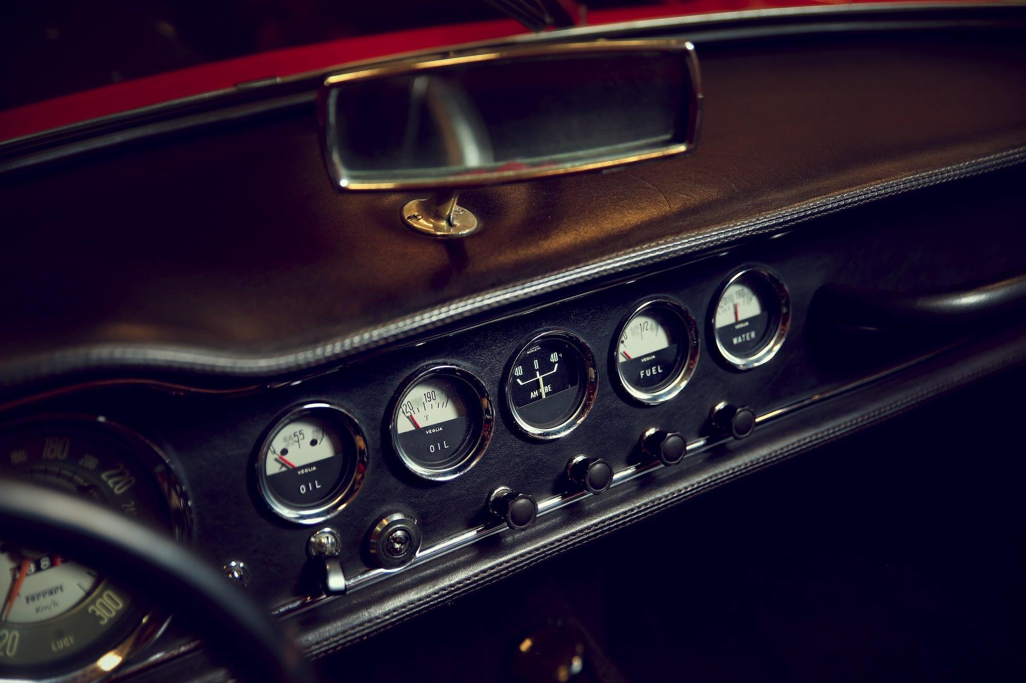 Ferrari 250 GT N.A.R.T. Spider by Fantuzzi 12