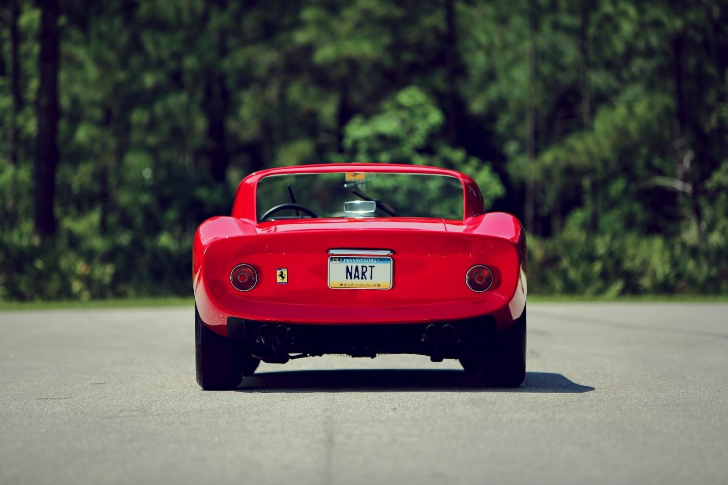 Ferrari 250 GT N.A.R.T. Spider by Fantuzzi 15