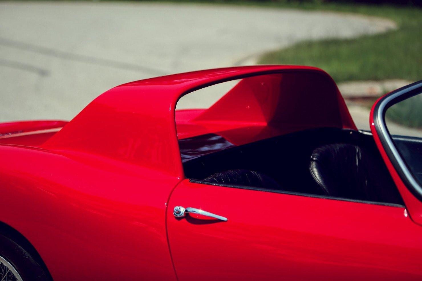 Ferrari 250 GT N.A.R.T. Spider by Fantuzzi 16