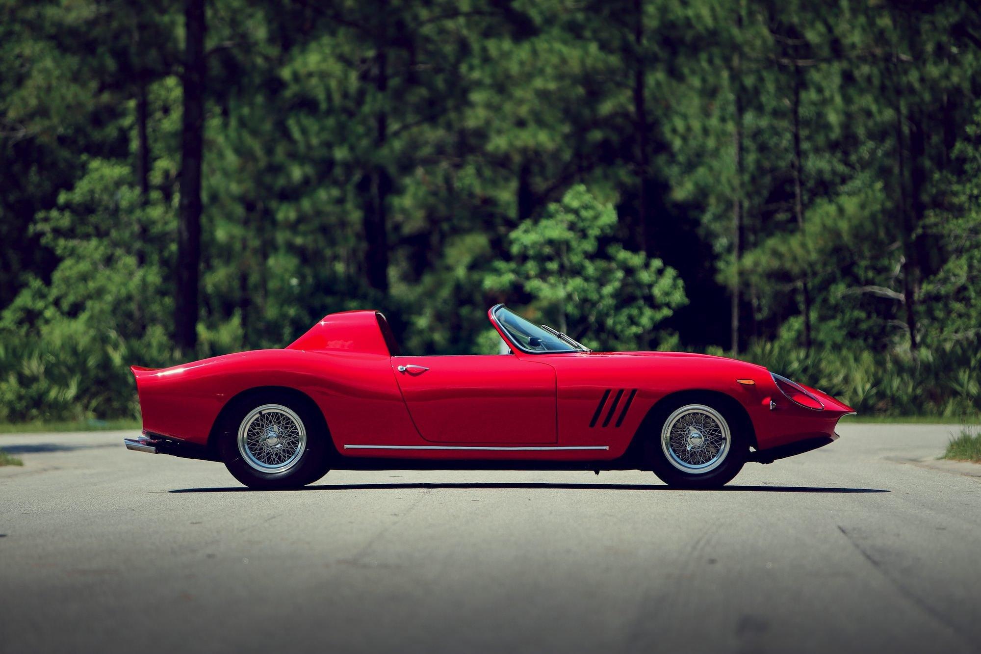 Ferrari 250 GT N.A.R.T. Spider by Fantuzzi 3