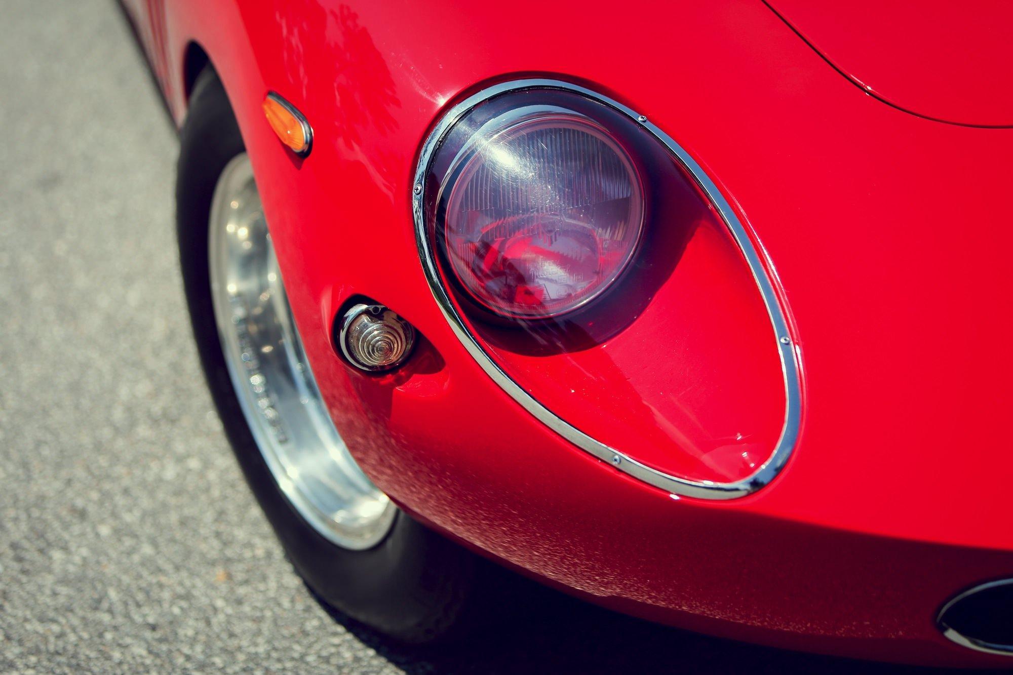 Ferrari 250 GT N.A.R.T. Spider by Fantuzzi 5