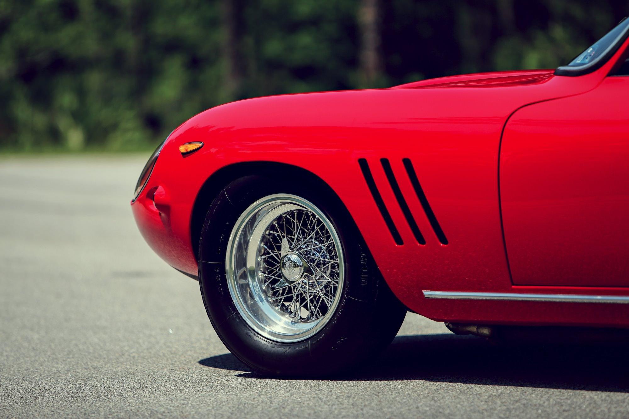 Ferrari 250 GT N.A.R.T. Spider by Fantuzzi 6