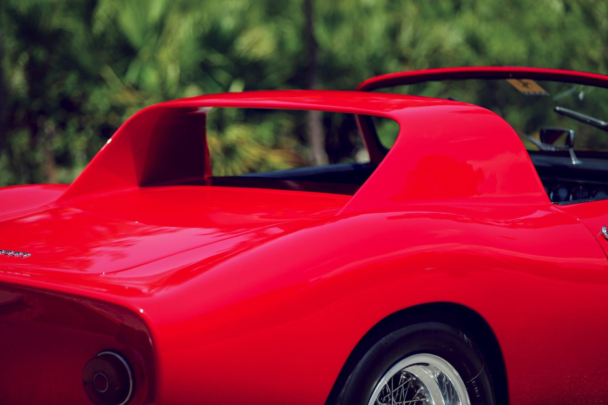 Ferrari 250 GT N.A.R.T. Spider by Fantuzzi 9