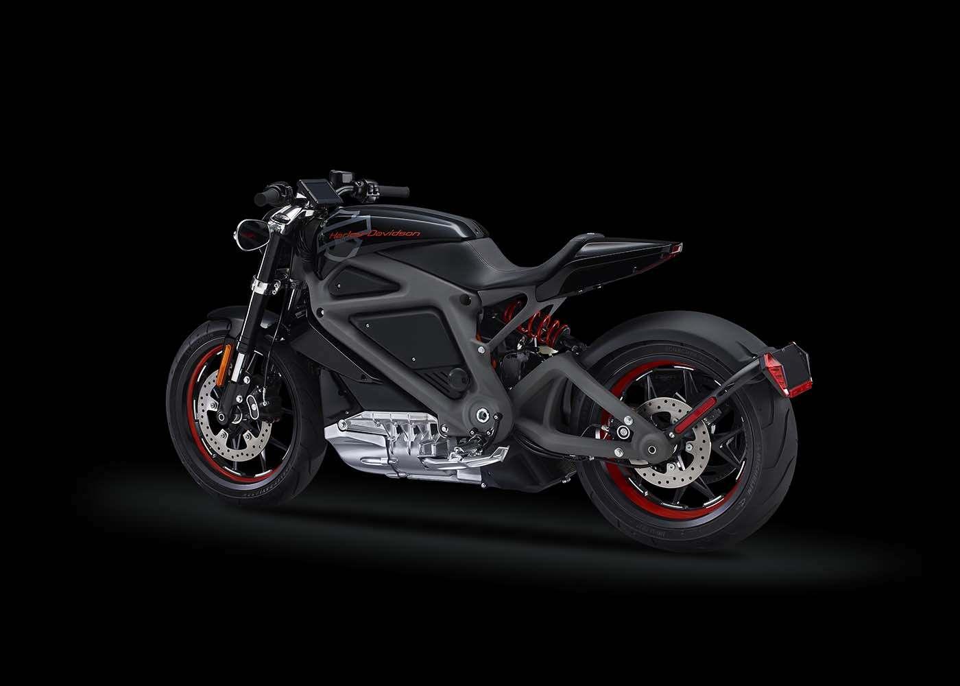 Harley-Davidson Livewire 2