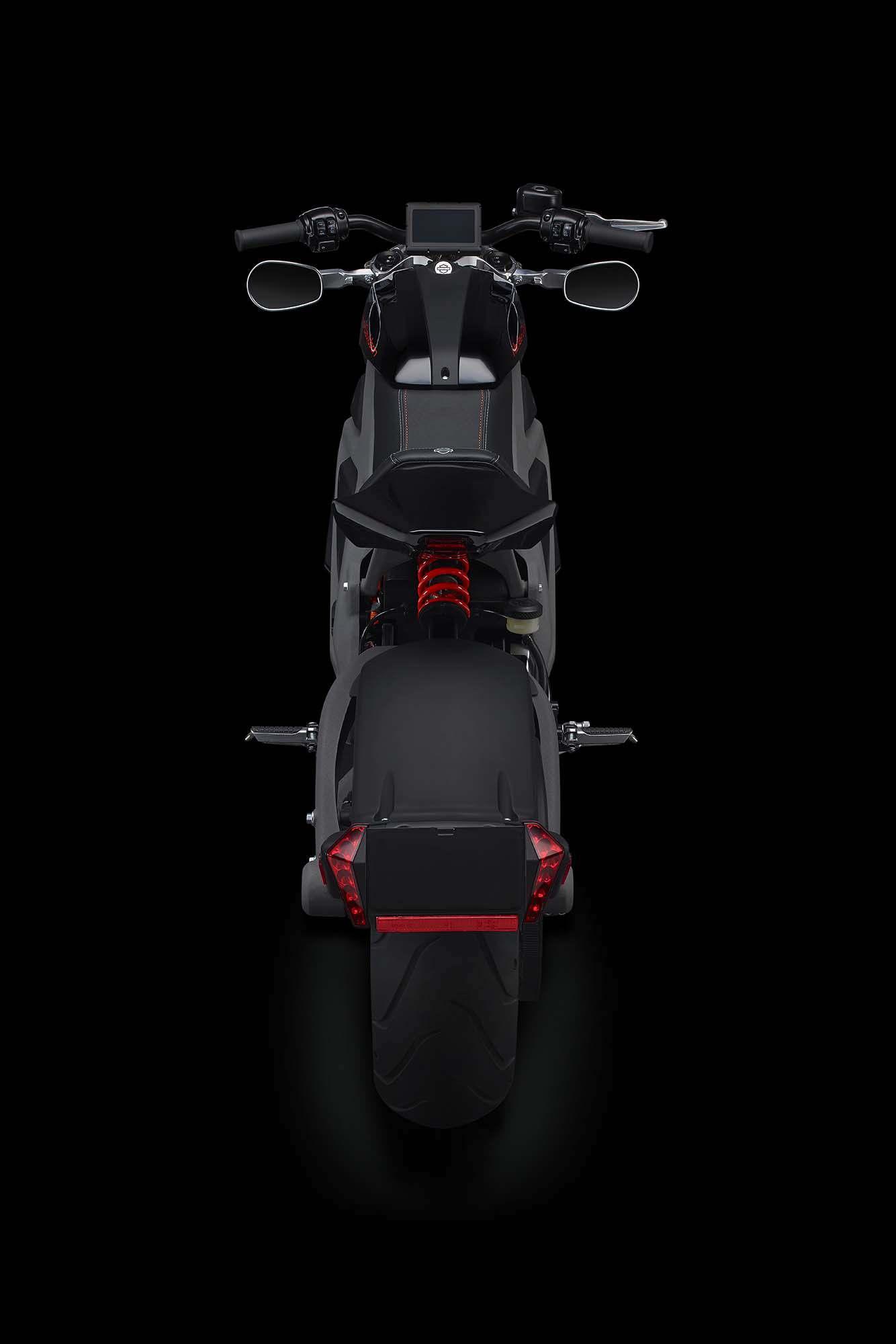 Harley-Davidson Livewire 3