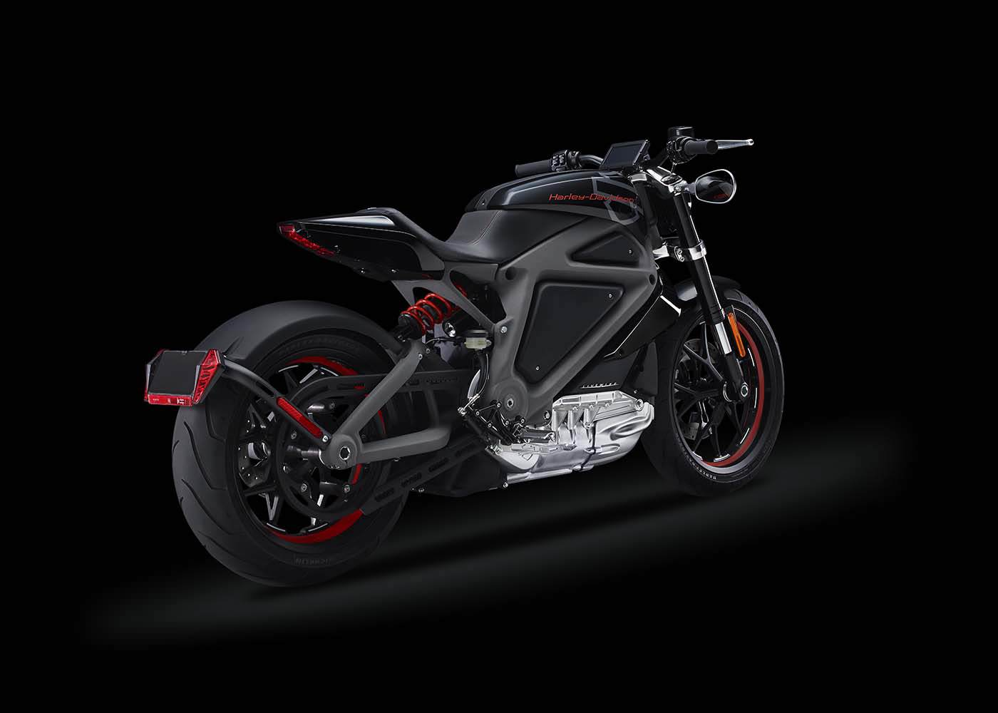 Harley-Davidson Livewire 4