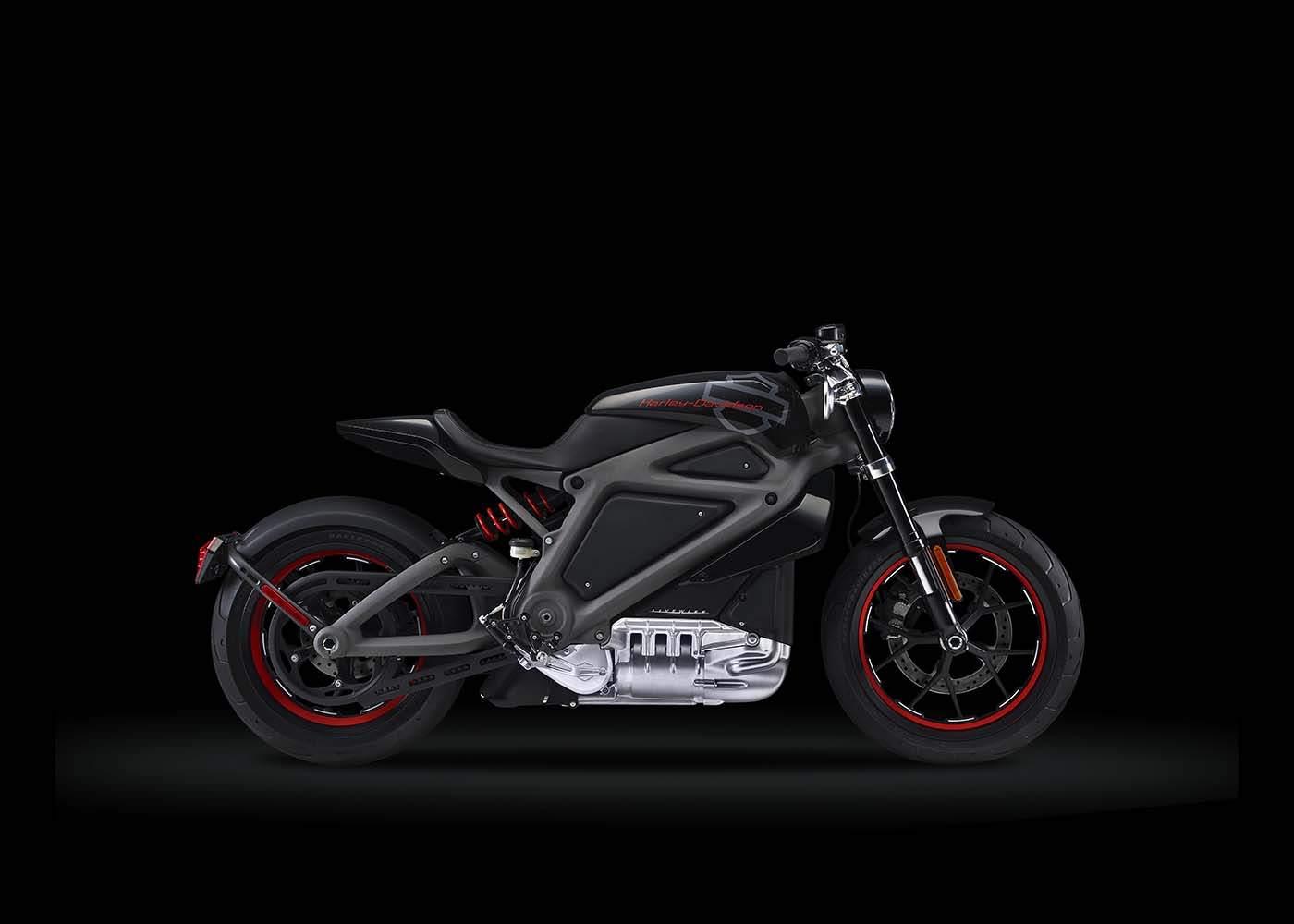 Harley-Davidson Livewire 6