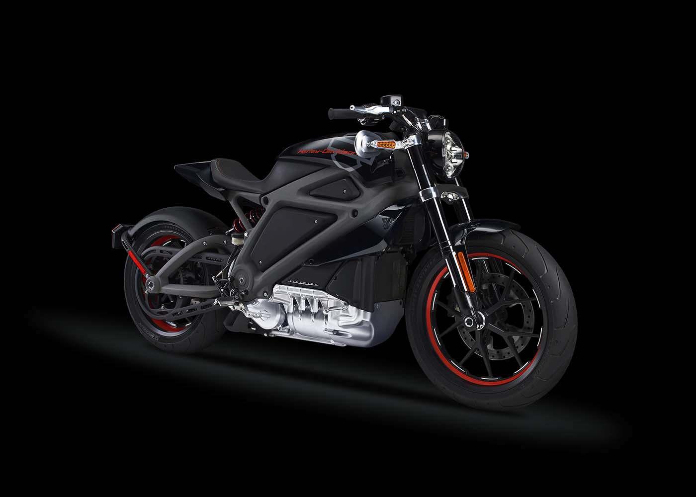 Harley-Davidson Livewire 7
