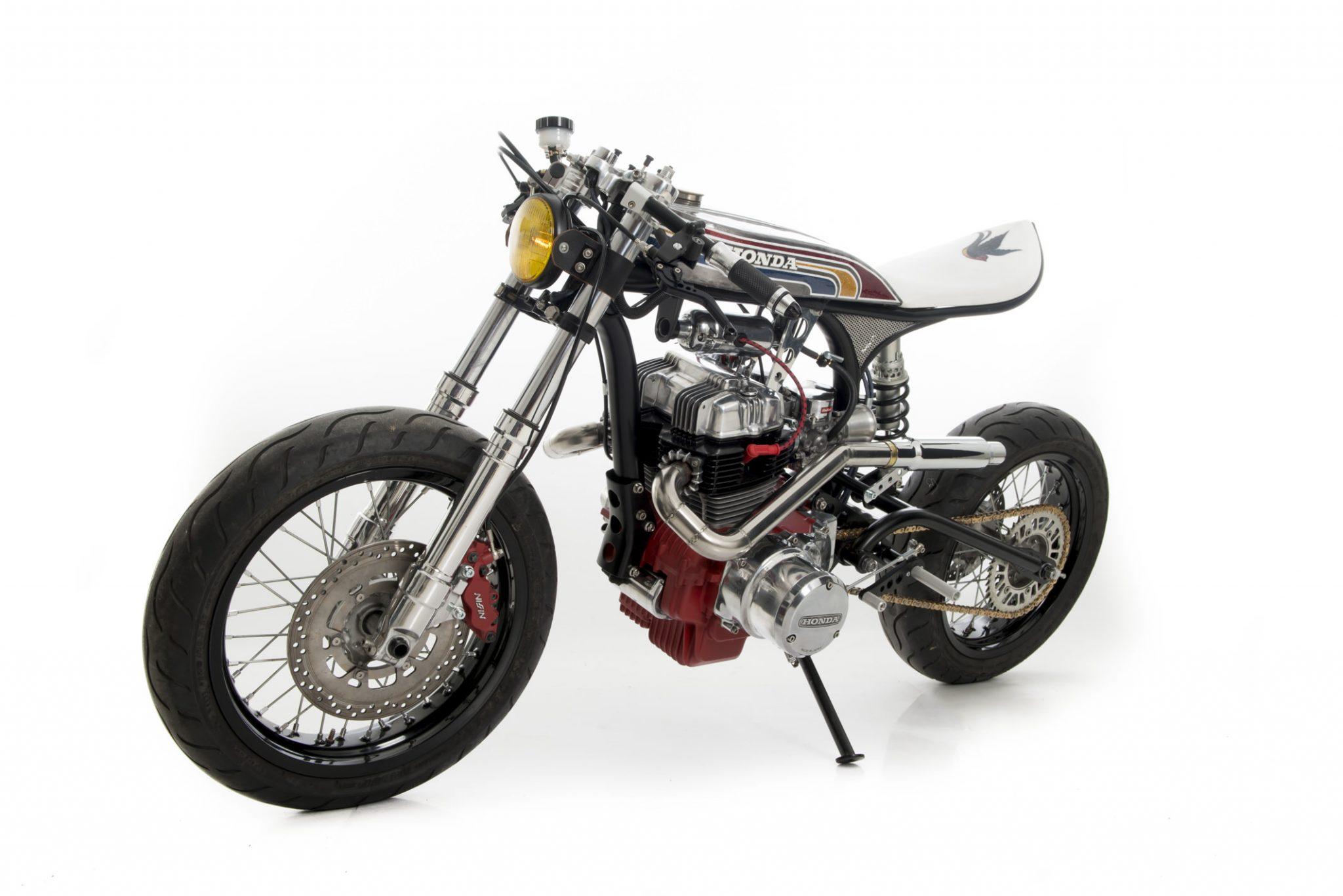 Honda CBN400 By Ed Turner Motorcycles