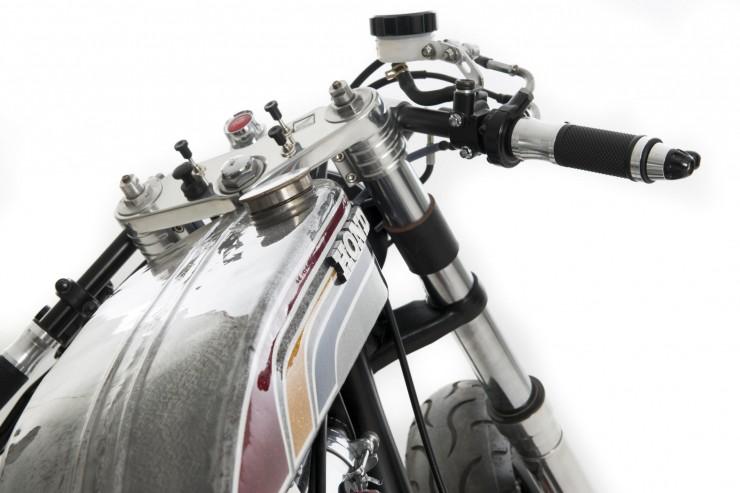 Honda CBN 400 10 740x493 Honda CBN400 by Ed Turner Motorcycles
