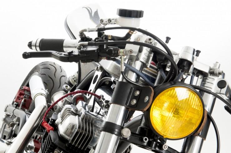 Honda CBN 400 3 740x493 Honda CBN400 by Ed Turner Motorcycles