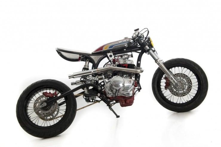 Honda CBN 400 740x493 Honda CBN400 by Ed Turner Motorcycles