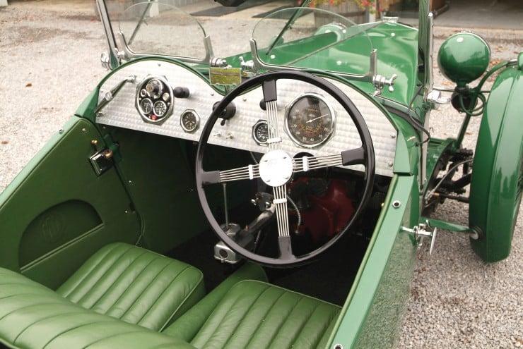 MG J2 Roadster 3