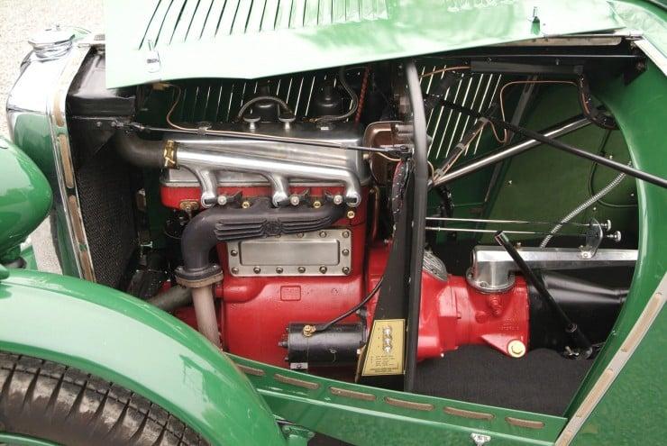 MG J2 Roadster 6