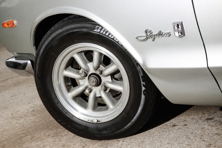 Nissan Skyline Wheels