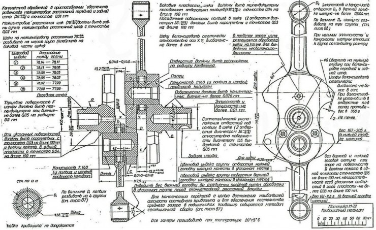 Russian M-72 Blueprints 3