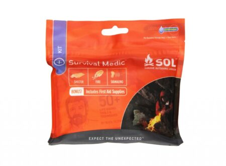 SOL Survival Medic Kit 450x330 - SOL Survival Medic Kit