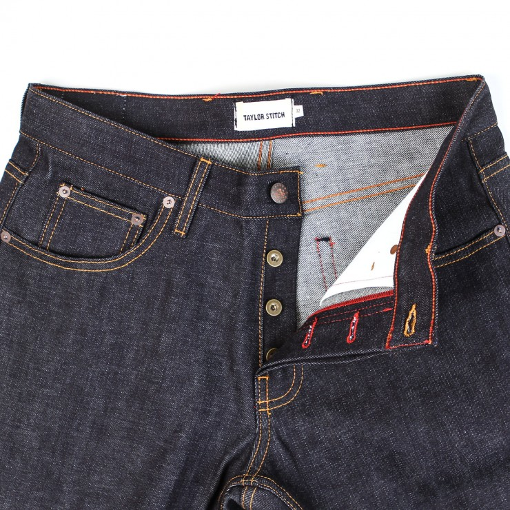 Taylor Stitch Townsend Jeans 5