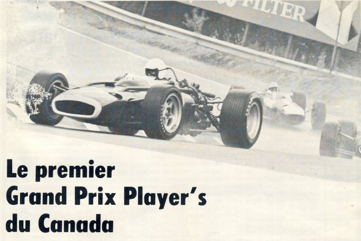 The First Canadian Grand Prix - 1967