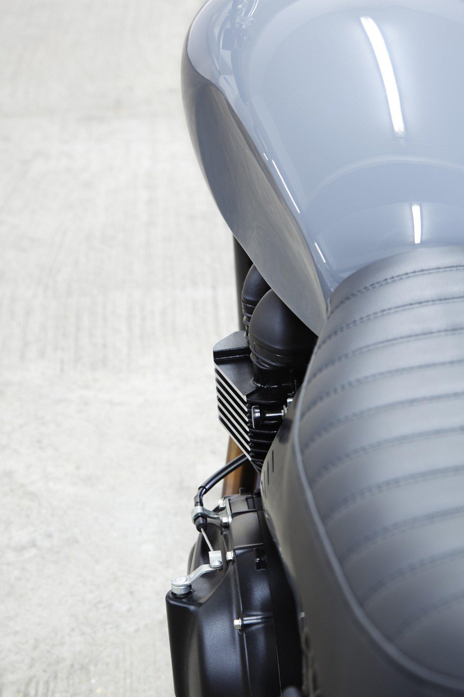 Triumph Bonneville 900 Scrambler 6