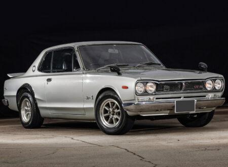Vintage Nissan Skyline 450x330 - 1972 Nissan Skyline H/T 2000GT-R