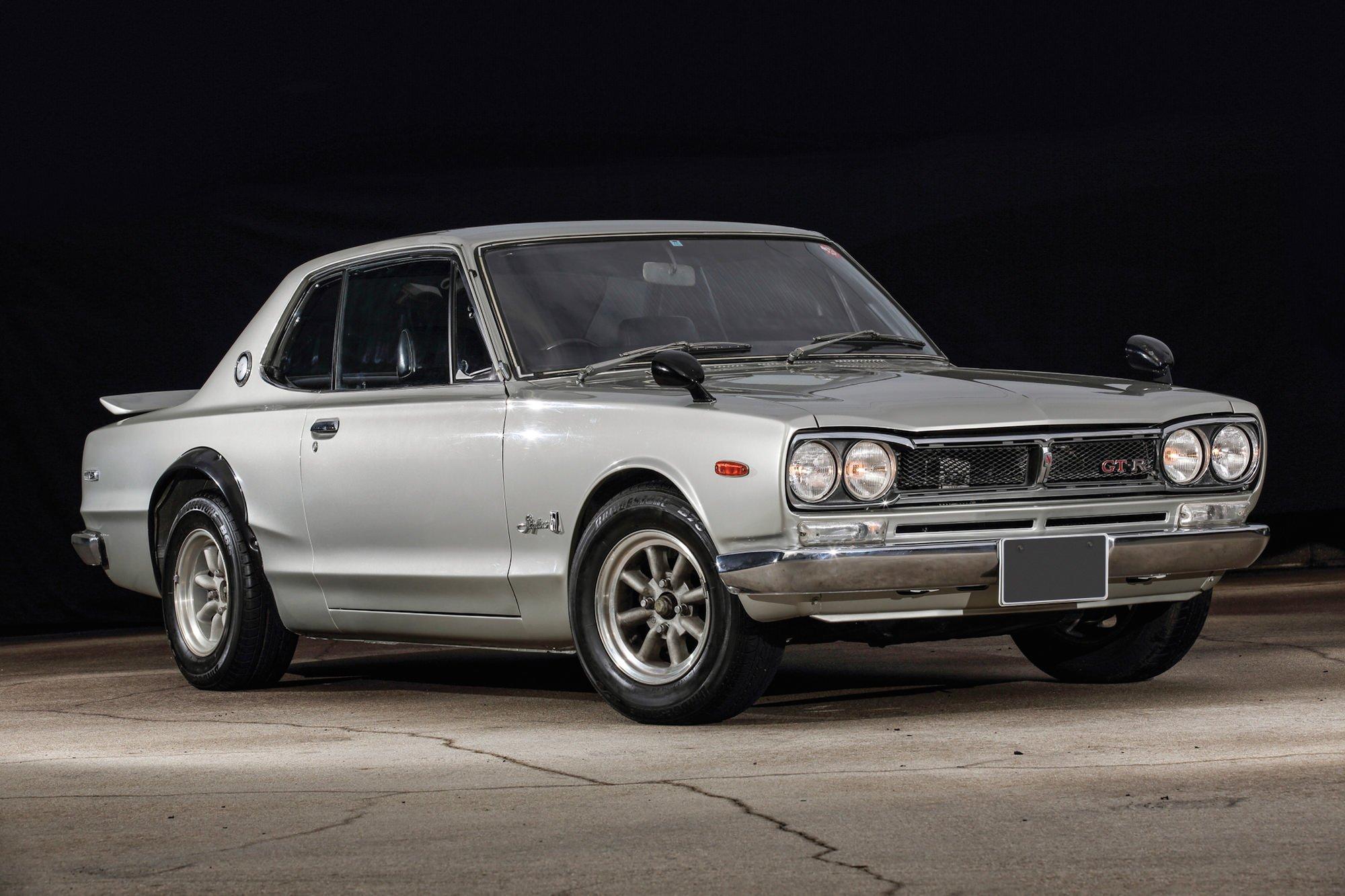 Nissan Official Site >> 1972 Nissan Skyline H/T 2000GT-R