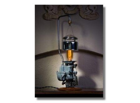 carburettor lamp