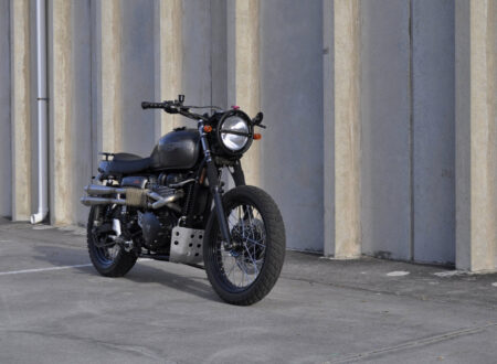 triumph enduro motorcycle 3 450x330 - Triumph Enduro by 32 To One
