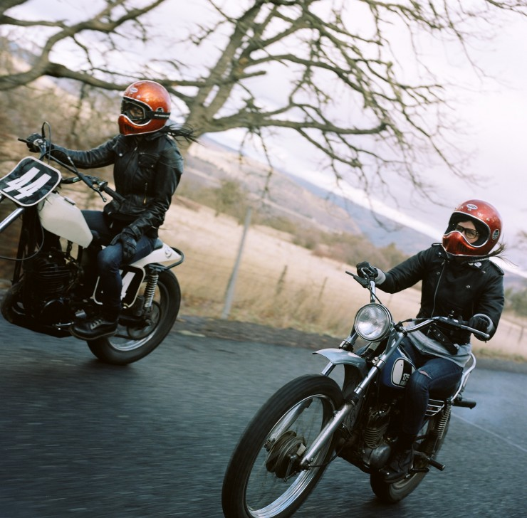 women motorcycles