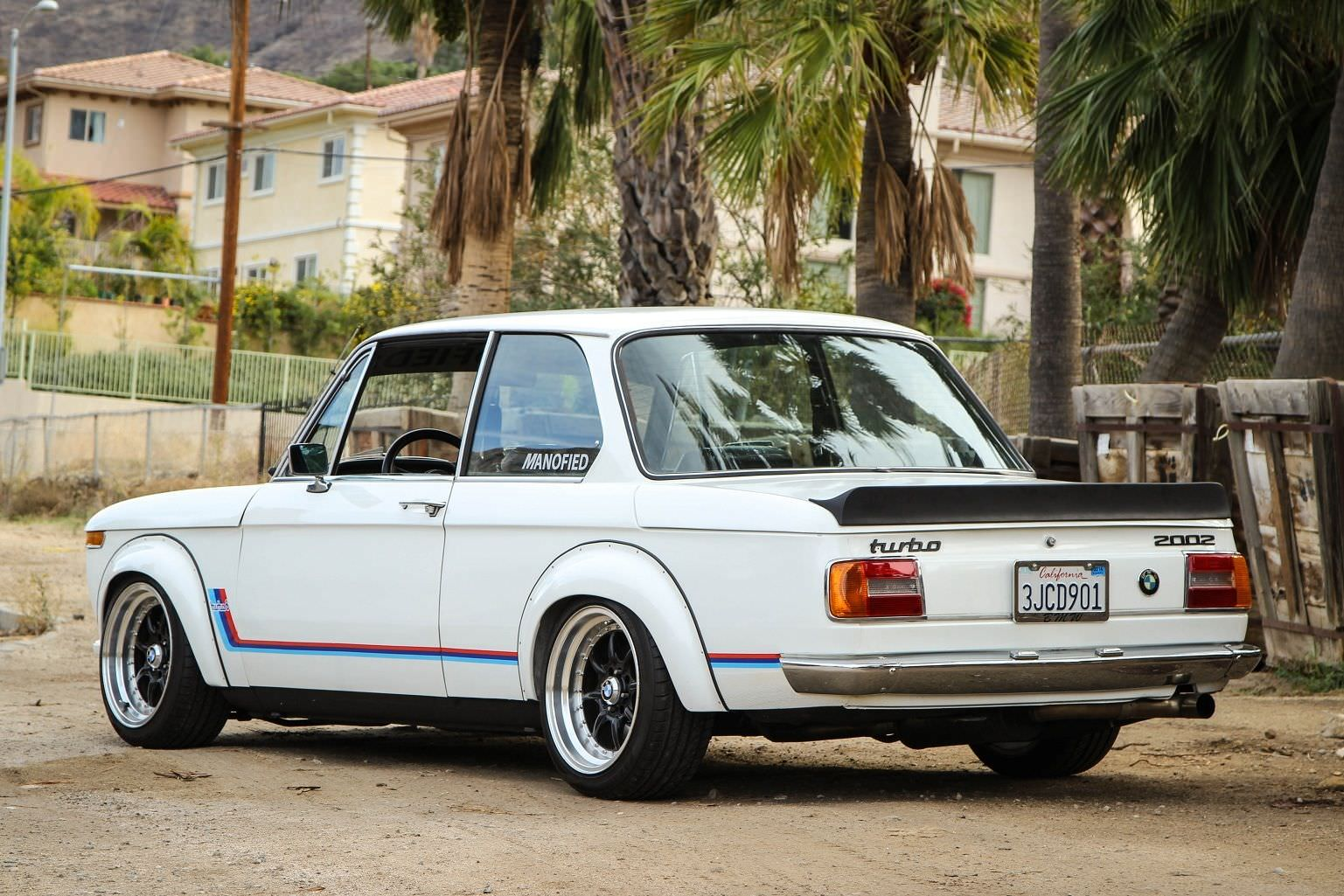 Bmw 2002 turbo specs