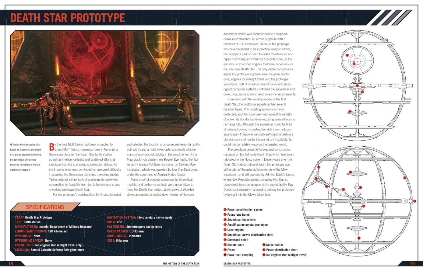 Death Star Owner's Technical Manual 3