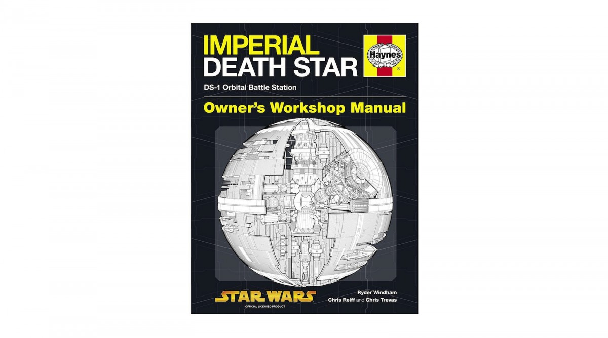 Death Star Owners Technical Manual Cover 1200x668 - Death Star Owner's Manual