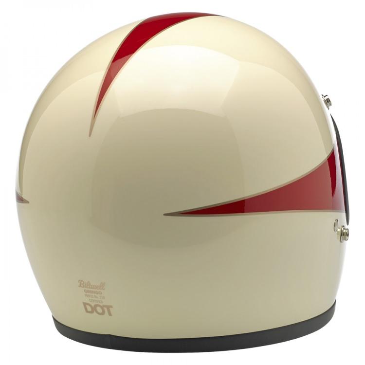 Gringo Helmet Back