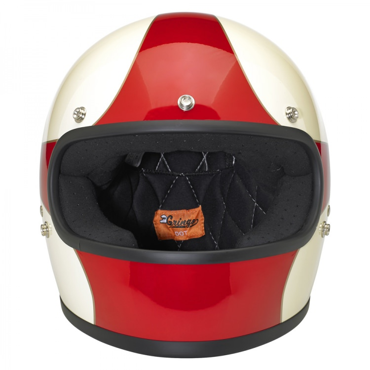 Gringo Helmet Front
