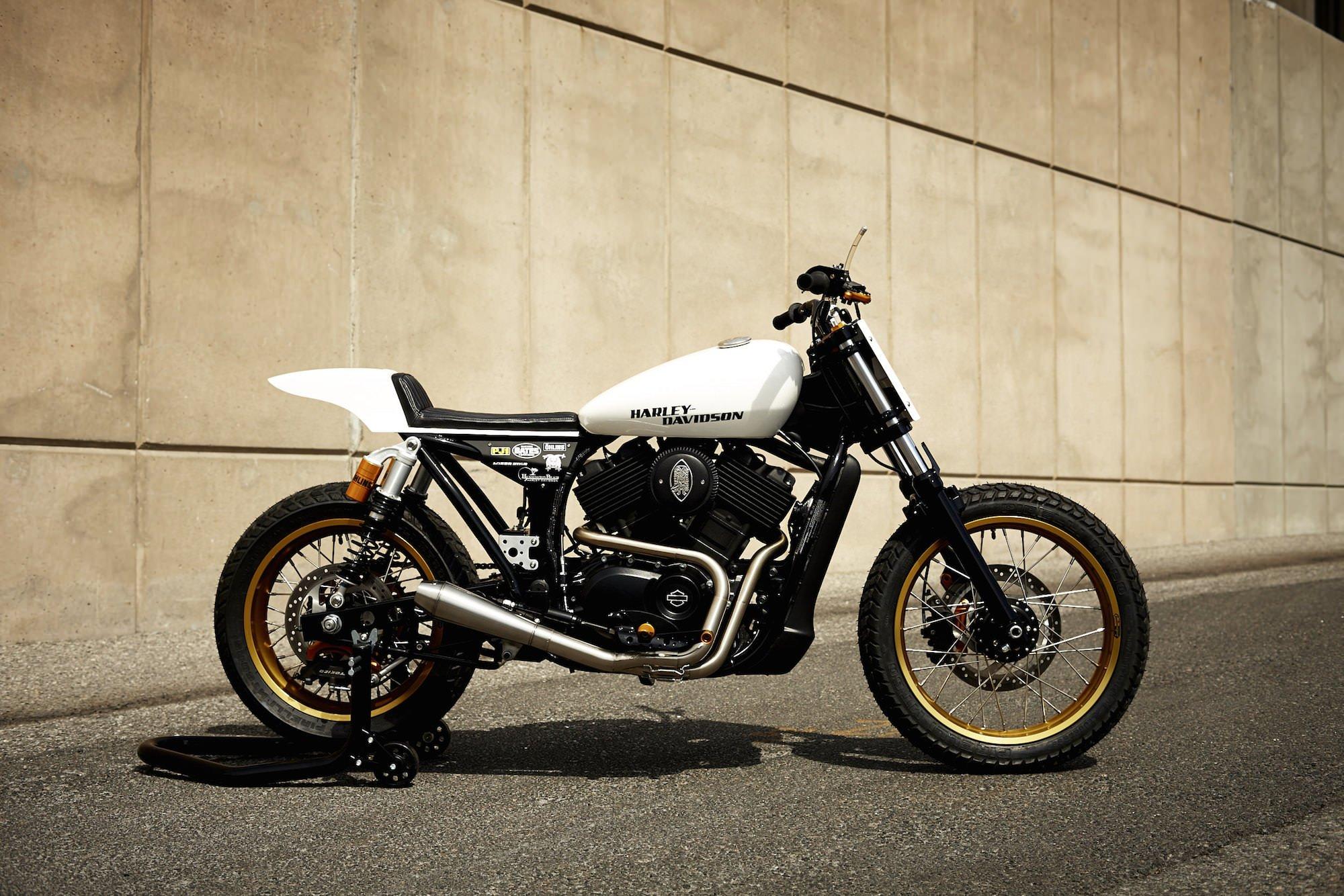 Harley Davidson Dirt Bike Manufactured
