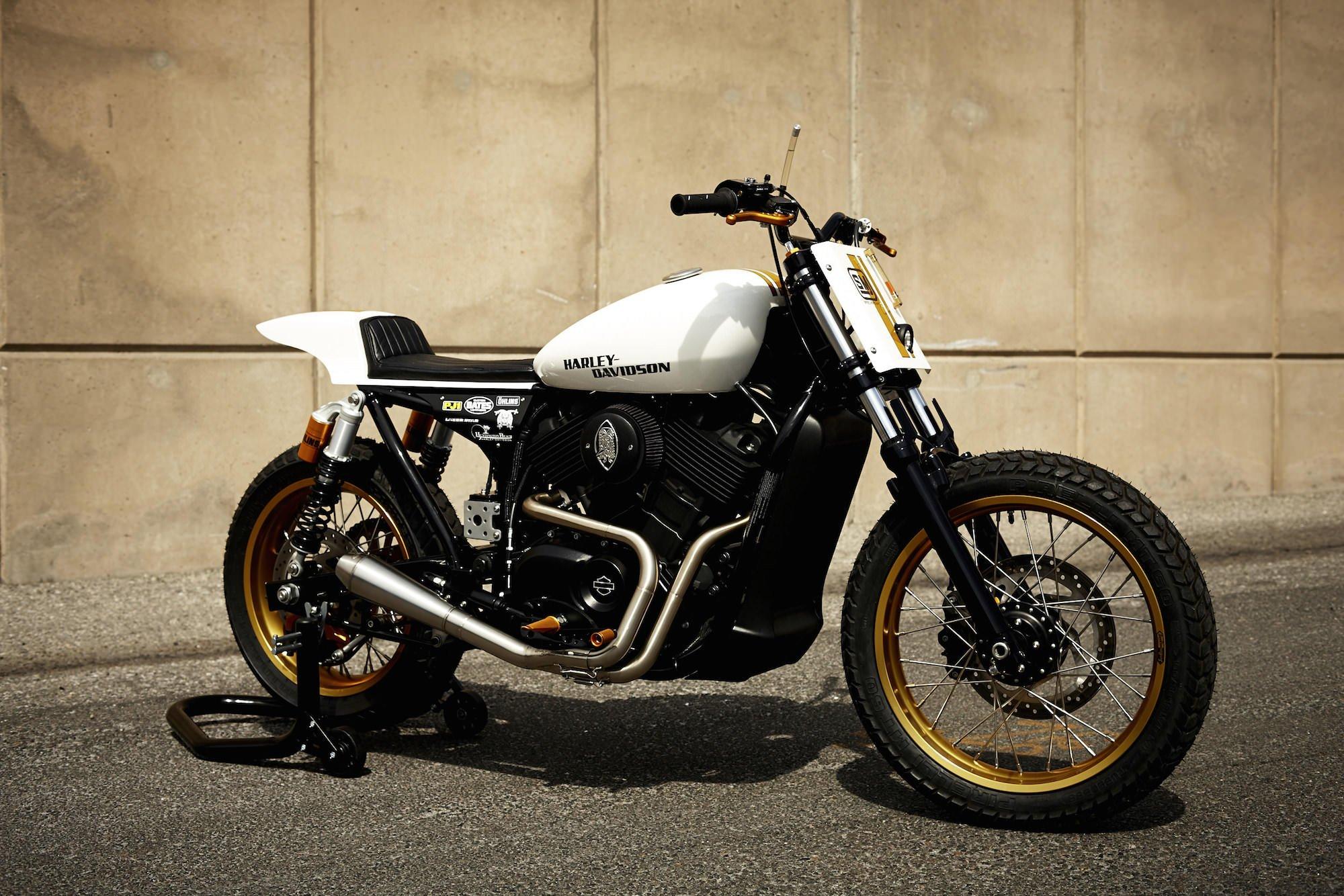Harley Davidson: Harley-Davidson Street 500 Flat Tracker
