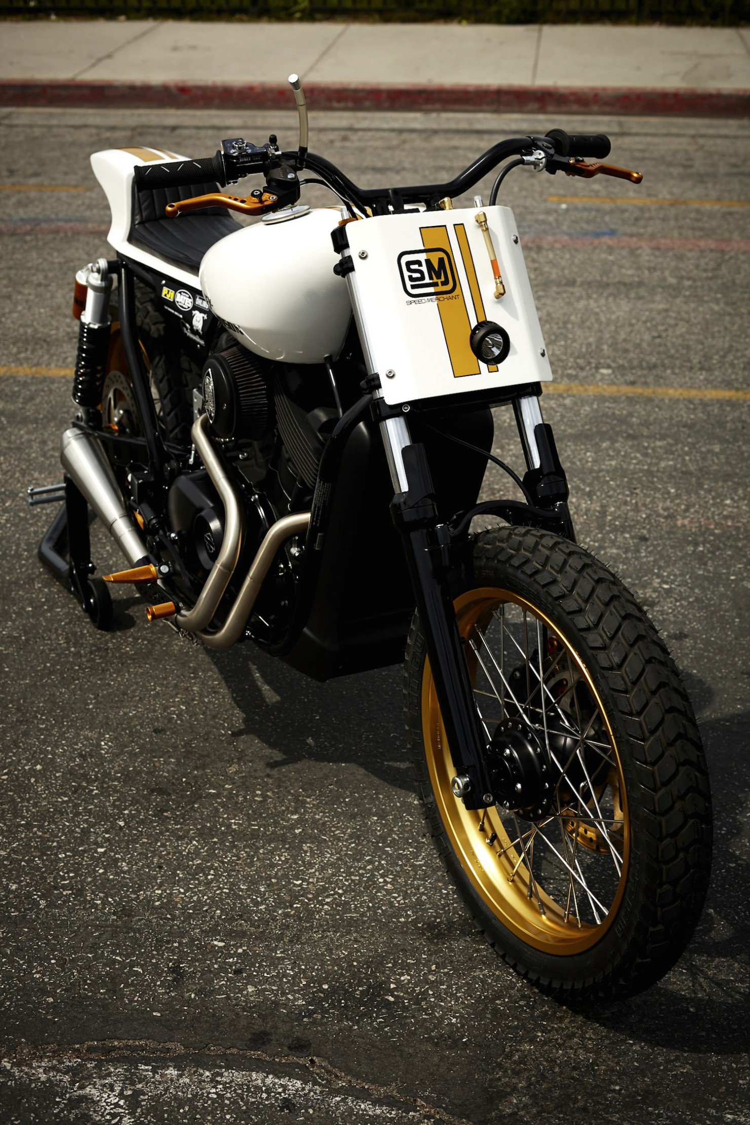 Harley-Davidson Street 500 Flat Tracker