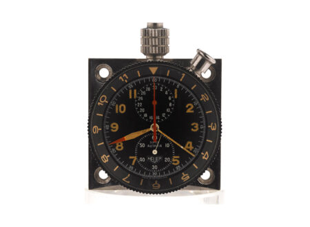 Heuer 'Super Autavia' Dashboard Chronograph