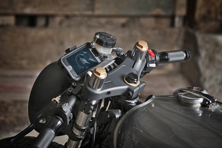 Honda CB550 2
