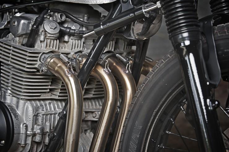 Honda CB550 3