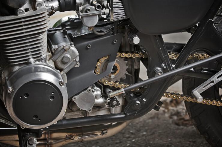 Honda CB550 4