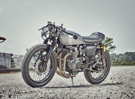 Honda CB550 450x330 - Honda CB550 Cafe Racer