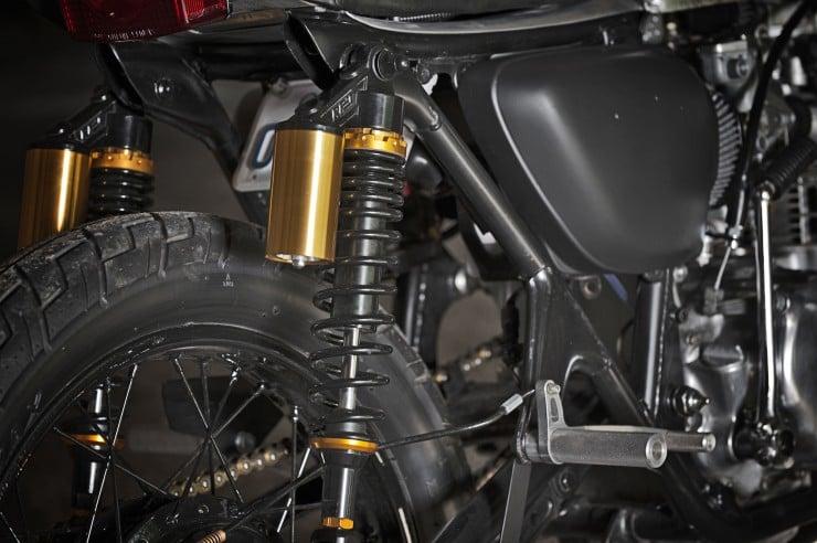 Honda CB550 5